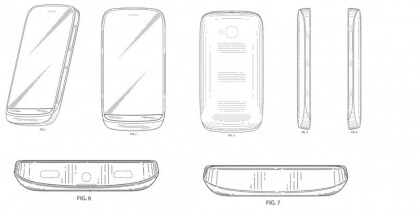 "Nokia ""Arrow"" Design-Patent"