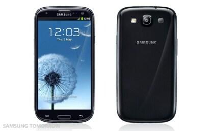 Samsung Galaxy S3 in neuen Farben