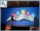 Nokia Lumia mit Windows Phone 8 Launch