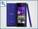 Windows Phone 8-Smartphones von HTC - Bild 1