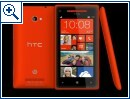 Windows Phone 8-Smartphones von HTC - Bild 2