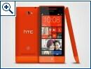 Windows Phone 8-Smartphones von HTC