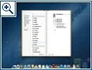 Mac OS X 10.8.2 mit Facebook