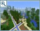 Minecraft trifft WoW: Crafting Azeroth