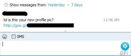 Skype-Dorkbot Malware