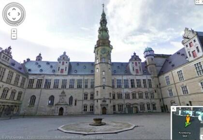 Street View: Kronborg