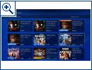 Neuer PlayStation Store