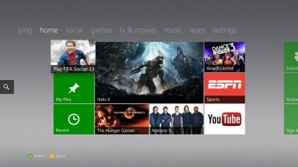 Xbox 360: Herbst-Update 2012
