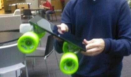 Surface-Skateboard