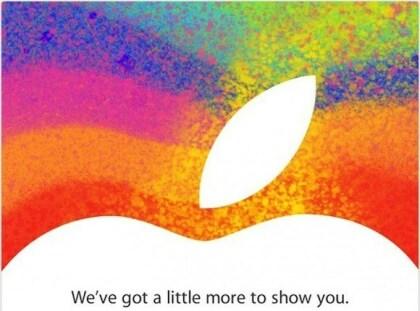 Einladung zu Apple-Event am 23. Oktober