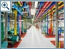 Google-Datacenter von Innen