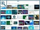 Google-App für Windows 8