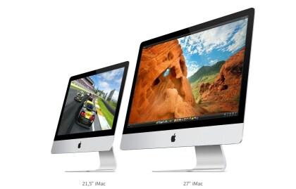 iMac Herbst 2012