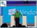 Build 2012 - Keynote Steve Ballmer - Bild 1