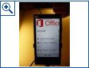 Windows Phone 8 auf der Build 2012