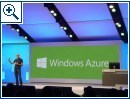 Build 2012 - Tag 2: Windows Azure - Bild 2