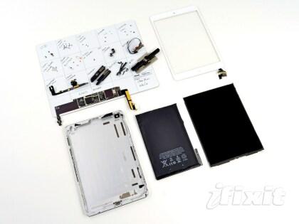 Das iPad Mini zerlegt
