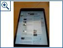 iPad Mini Ersteindruck