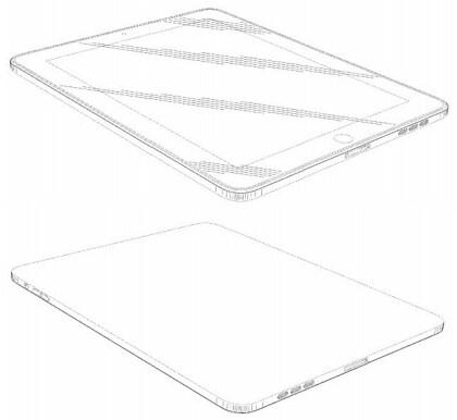 Apple Patent auf Rechteck mit runden Ecken