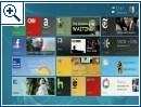 Frühe Windows-8-Entwürfe