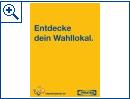 Wahlplakate der niedersächsischen Piratenpartei