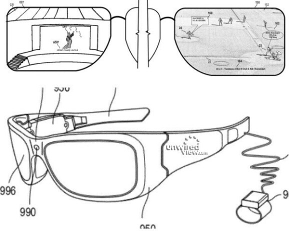 Microsoft-Patentantrag: Cyberbrille