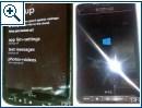 Windows Phone 8 auf dem HTC HD2