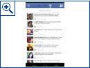 Facebook für Android 2.0