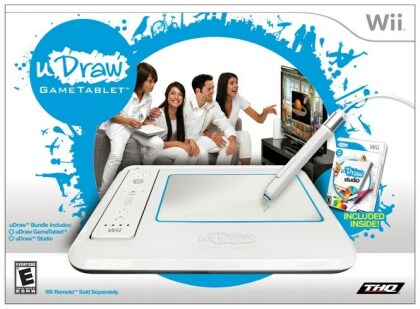 THQ uDraw Gaming-Tablett