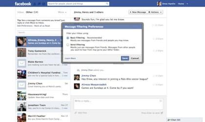 Bezahlte Nachrichten bei Facebook