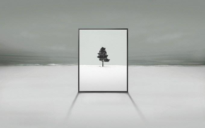Samsung Display-Teaser CES 2013