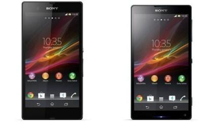 Sony Xperia Z und ZL
