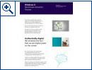 Windows 8 Lockscreen & Startscreen Entwürfe - Bild 1