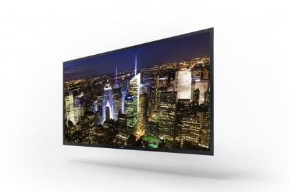Sony OLED-TV mit 4K-Auflösung