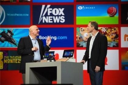 Steve Ballmer CES 2013