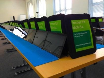 Microsoft verleiht Tablets gratis an Studenten