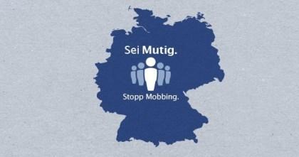 Facebook: Sei Mutig. Stopp Mobbing.