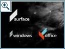 Microsoft-Logo-Entwürfe von Andrew Kim