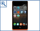 Mozilla Firefox OS Developer Preview Smartphones