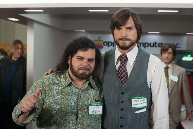 Ashton Kutcher als Steve Jobs