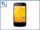 Wei�es Nexus 4
