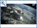 Foster + Partners: Mondbasis aus 3D-Druck