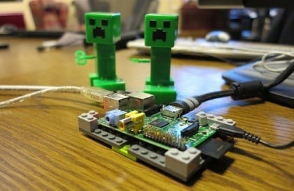 Minecraft: Pi Edition
