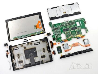iFixit Microsoft Surface Pro Teardown