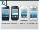 Samsung REX Touch-Handys - Bild 1