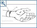Apple-Patentantrag zu möglicher 'iWatch' - Bild 1