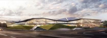 Neues Nvidia Hauptquartier