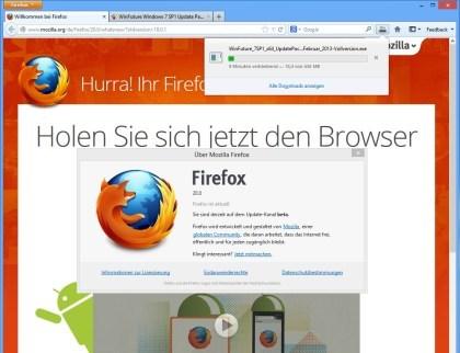 Firefox 20 Beta 1