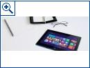 Fujitsu Arrows Tab mit Windows 8