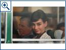 TV-Werbung mit digitaler Audrey Hepburn
